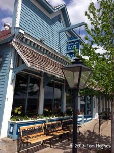 Harbor View Cafe, Pepin, WI