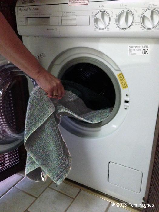 Hot Towels