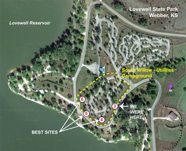 Lovewell State Park