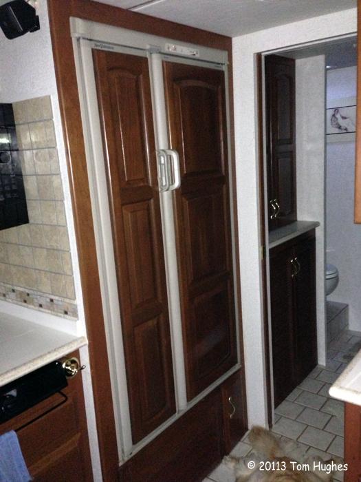 Residential Refrigerator Upgrade | rvSeniorMoments