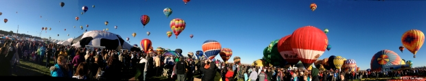 Day 1 @ Balloon Fest