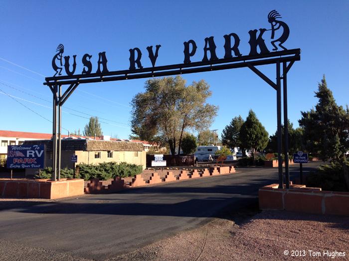Usa Rv Park Gallup Nm Rvseniormoments