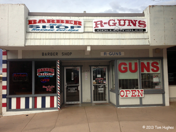 Guns & Hair