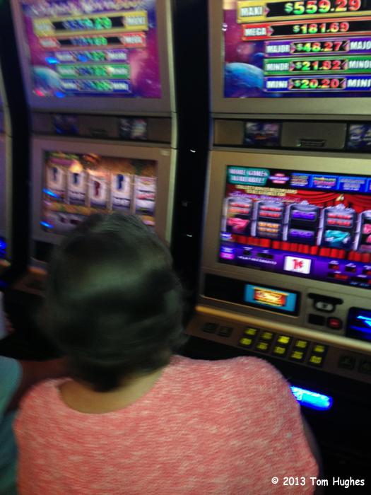 Jan @ the Slots