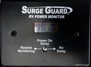 Low Voltage !