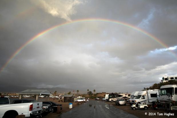 February 28 Rainbow