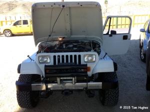 Stinky Jeep