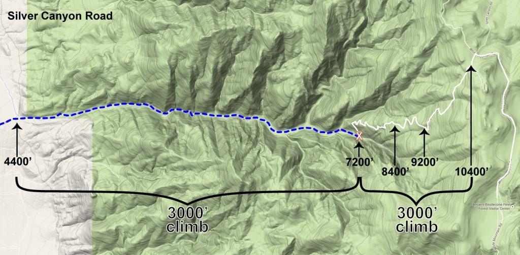Silver Canyon Terrain