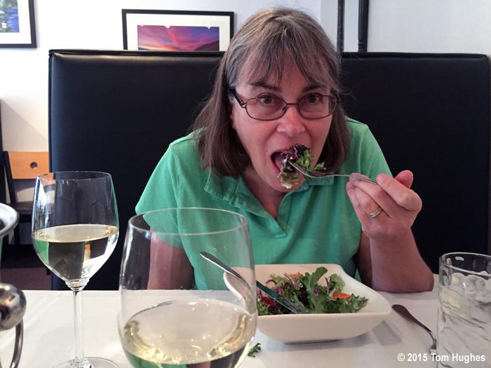 Watching Jan Eat