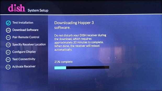 System Setup > Download Software