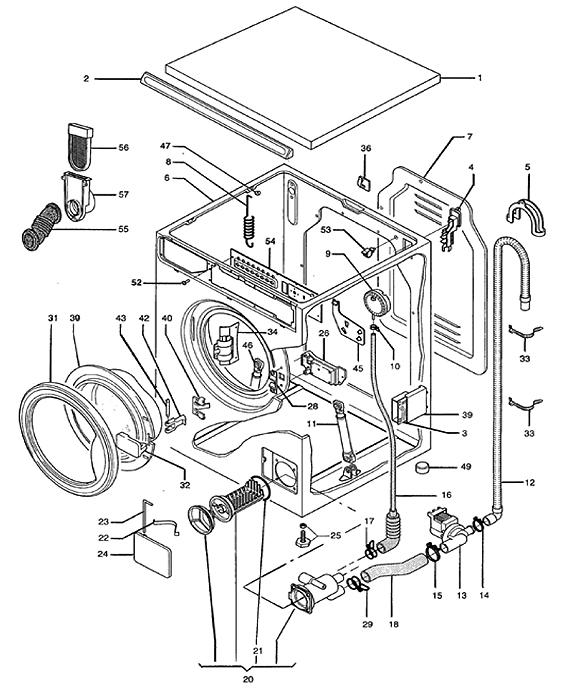 Many, many parts