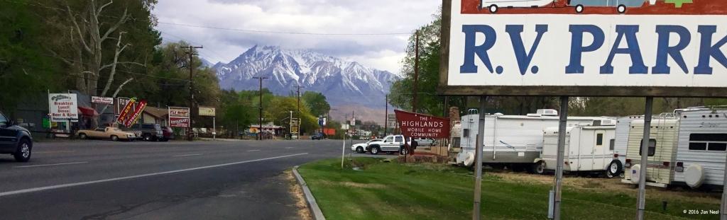 Snowy Sierras