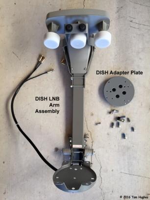 RP SK-21 Kit (LNB Arm Assembly)