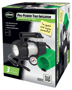 Slime Pro Power Tire Inflator