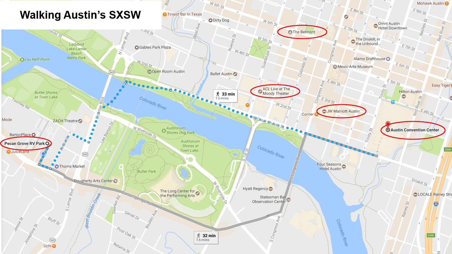 SXSW 2017   rvSeniorMoments Sxsw Map on live map, linkedin map, business map, culture map, marketing map, communication map, research map, love map, fashion map, networking map, food map, inspiration map, maker faire map, london map, fun map, tv map, coachella map, itunes map, sasquatch map, interactive map,